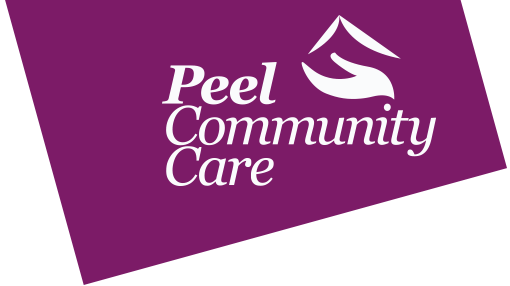 Peel Community Care logo